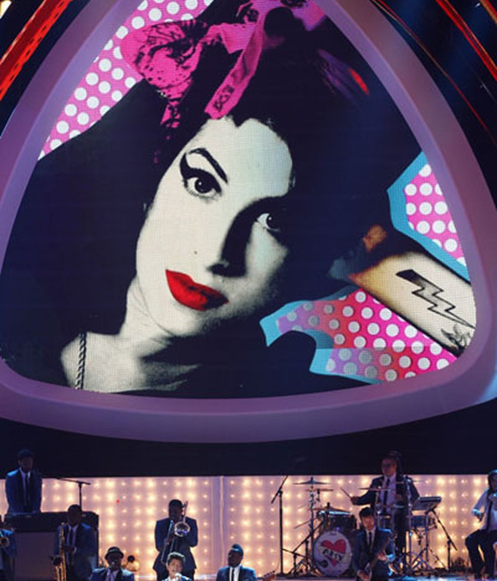 Homenaje a Amy Winehouse