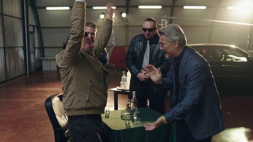 Pepe Leal, infiltrado en una operación policial...¡contra la mafia rusa!