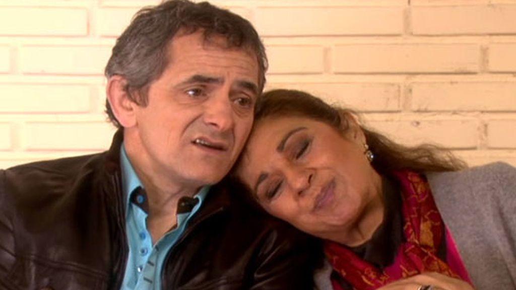 El cameo de Iñaki Miramón y Elia Galera