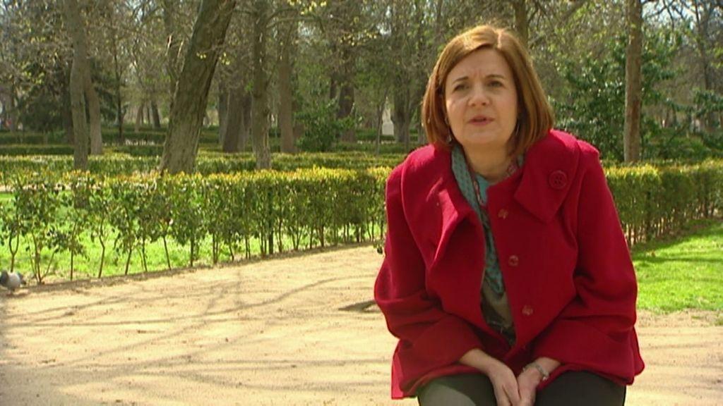 """Beatriz, madre de monja carmelita: """"Pensar en la separación fue un desgarro"""""""