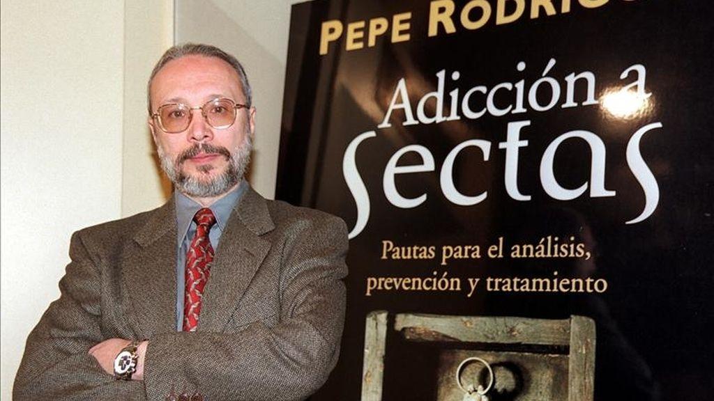El periodista Pepe Rodríguez. EFE/Archivo