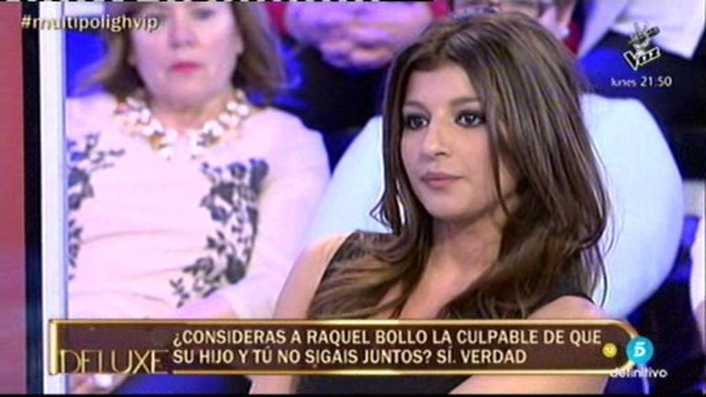 """Aguasantas, sobre Raquel Bollo: """"Es la responsable de la ruptura con Manuel"""""""