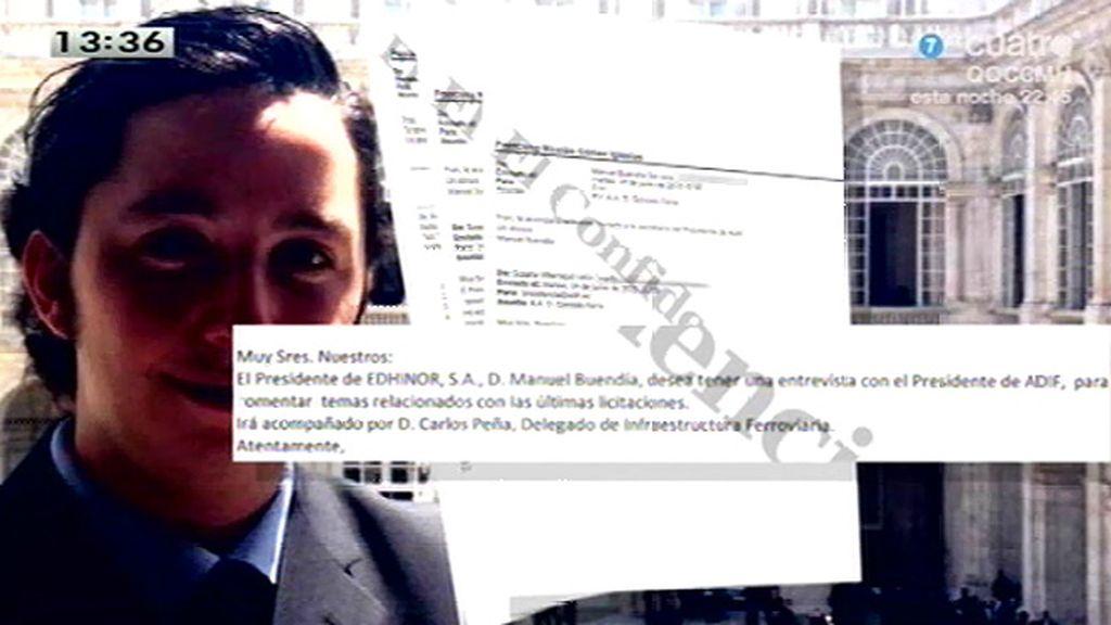 Nicolás medió para conseguir varios contratos a Edhinor, según 'El Confidencial'
