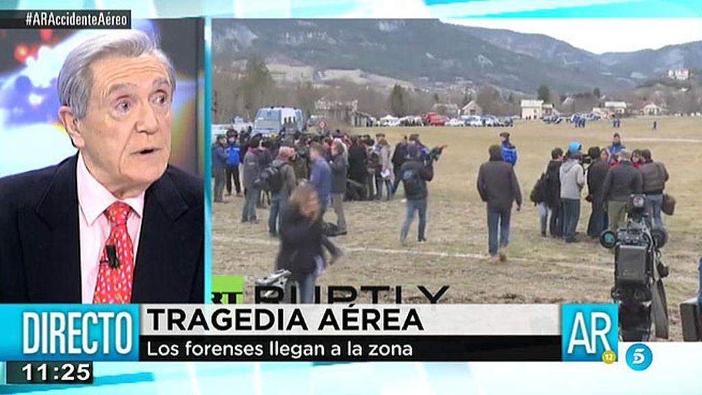 Javier del Campo, expiloto, critica con la formación de los pilotos