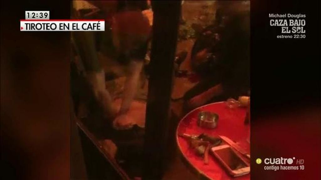 Las imágenes del enfermero intentando reanimar a un terrorista con explosivos