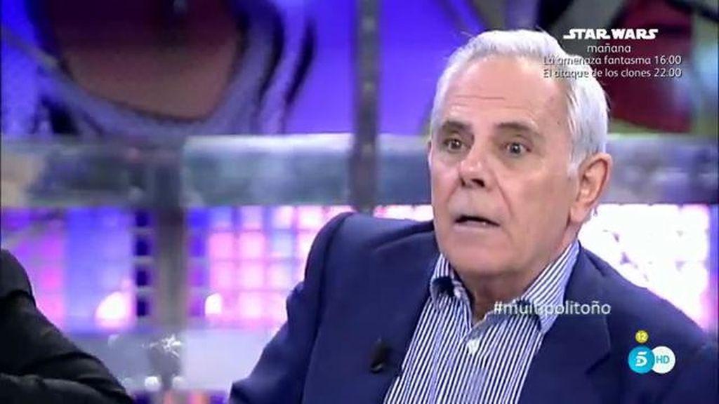 """Jimmy: """"Toño Sanchís asegura que Miguel es quien vuelve loca a Belén Esteban"""""""