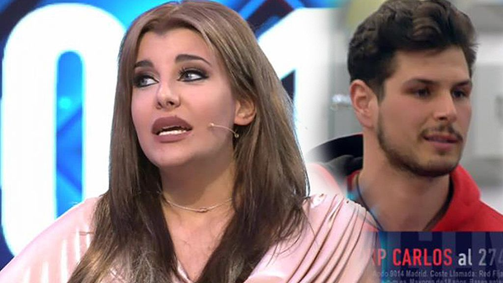 """Alejandro, al ver el alegato de Charlotte: """"Me da vergüenza, no sabe ni hablar"""""""