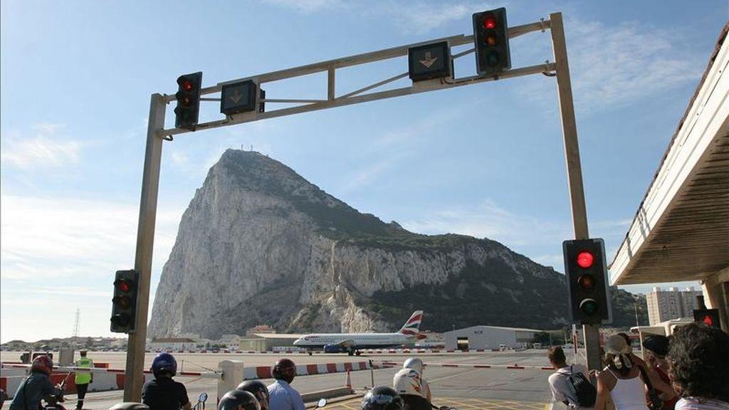 Vista general de Gibraltar. EFE/Archivo