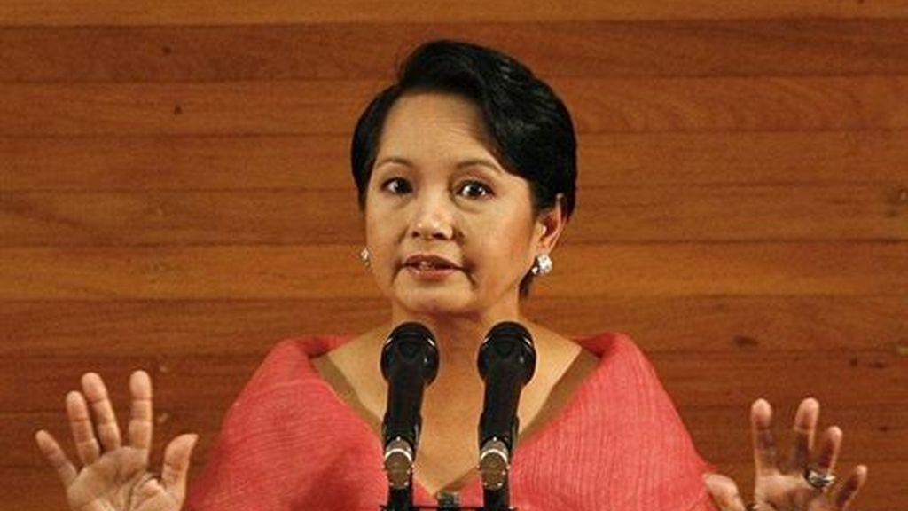 Gloria Macapagal Arroyo, ex presidenta de Filipinas