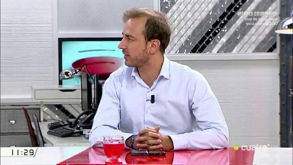 """J. Dorado: """"El PP denuncia un modelo de gestión protagonizada por extremistas"""""""