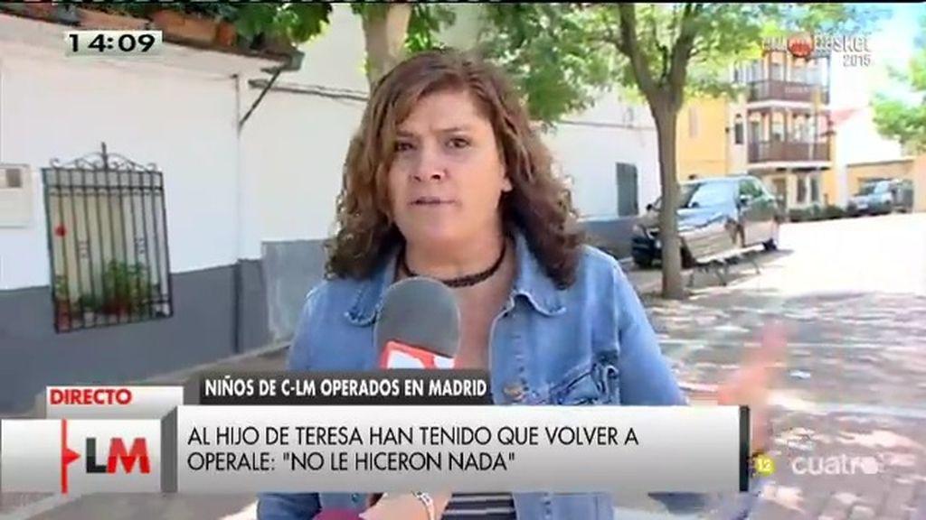 Niños de C-LM derivados a clínicas privadas de Madrid, posibles víctimas de negligencia