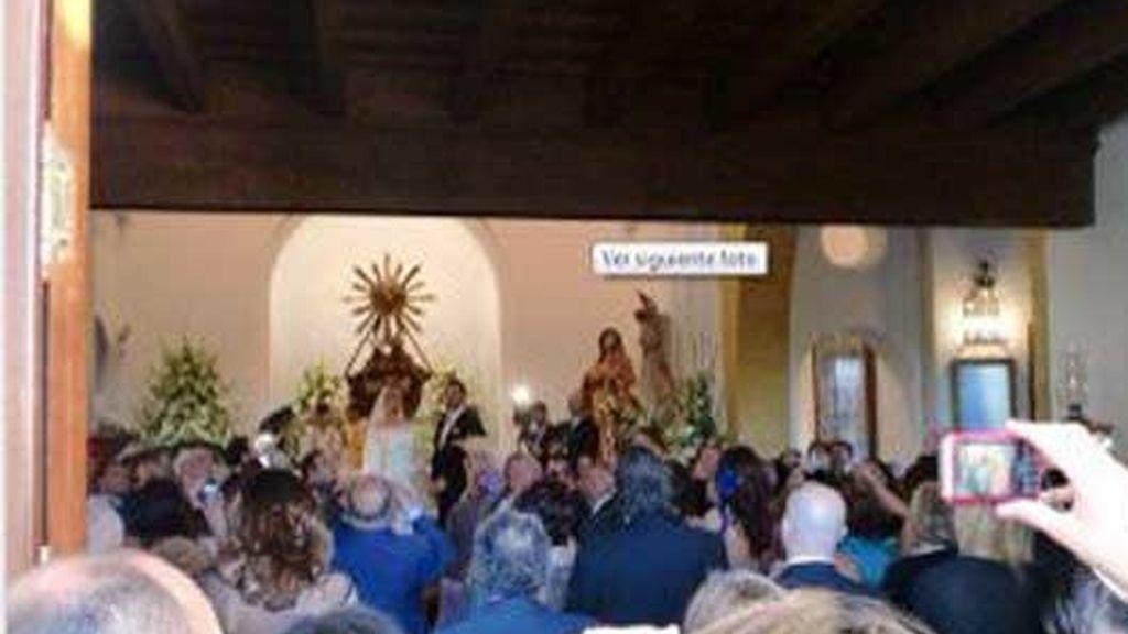 ¡¡Las primeras fotos de la boda de Chayo Mohedano!!