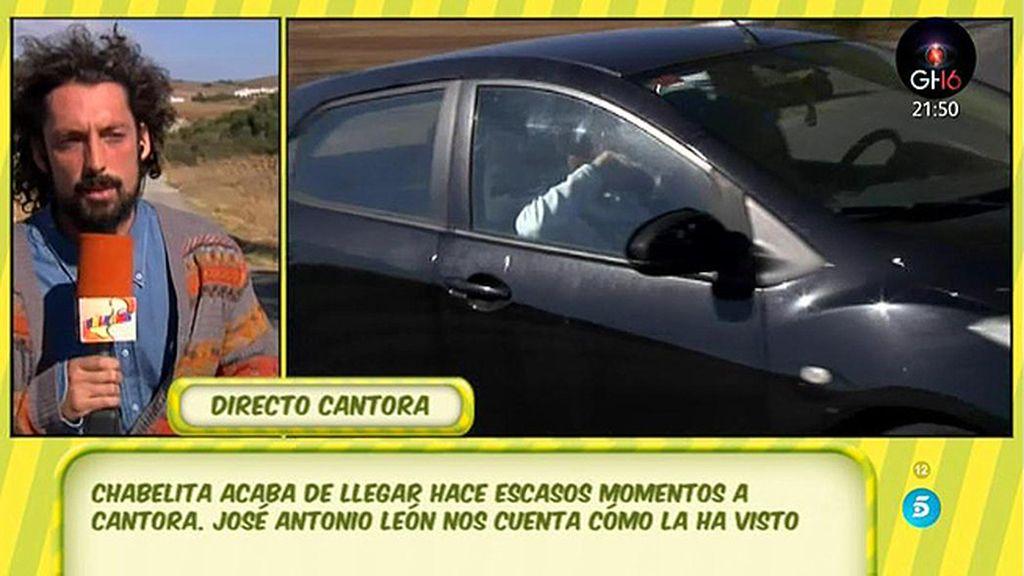 La llegada de Isa Pantoja a Cantora tras la salida de su madre de prisión