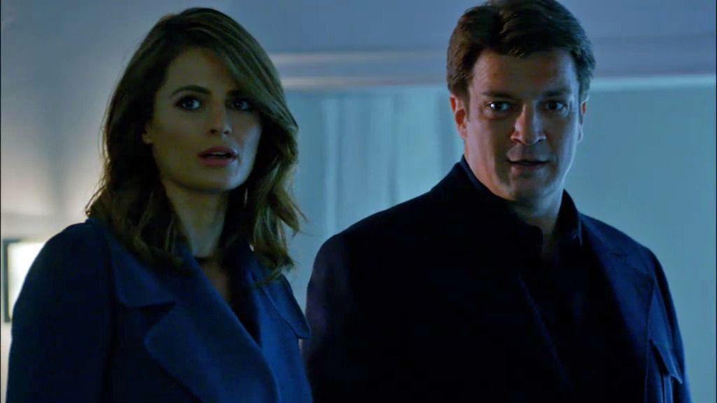 "Castle: ""Eric Fermer no era sólo un médico, era un médico de la mafia"""