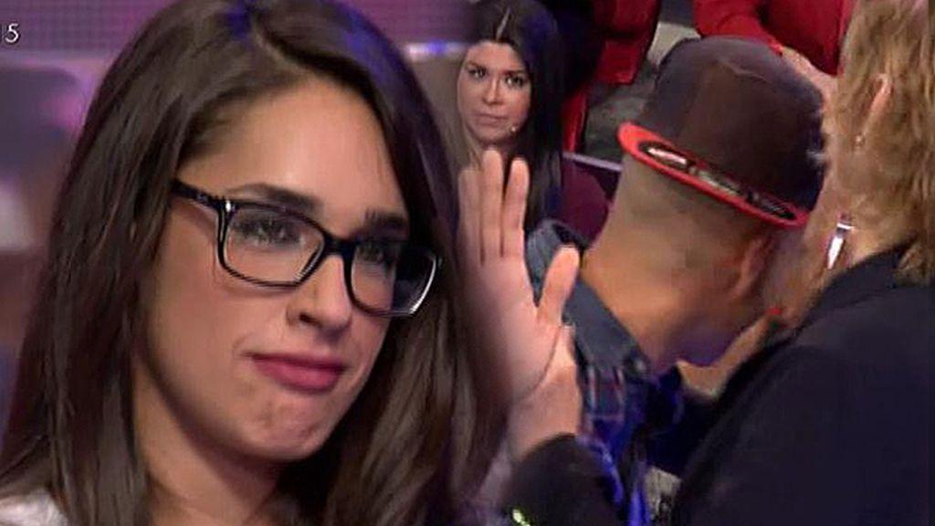 "Lucía, a Mercedes: ""No toques tanto"""