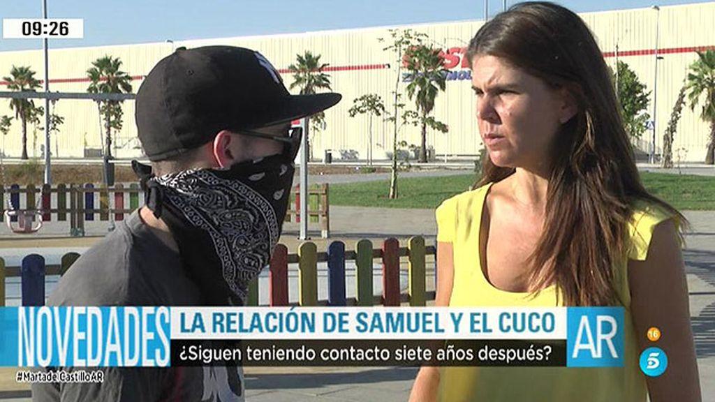 """El 'Cuco': """"Samuel y yo hablamos de Marta y nos acordamos muchísimo de ella"""""""