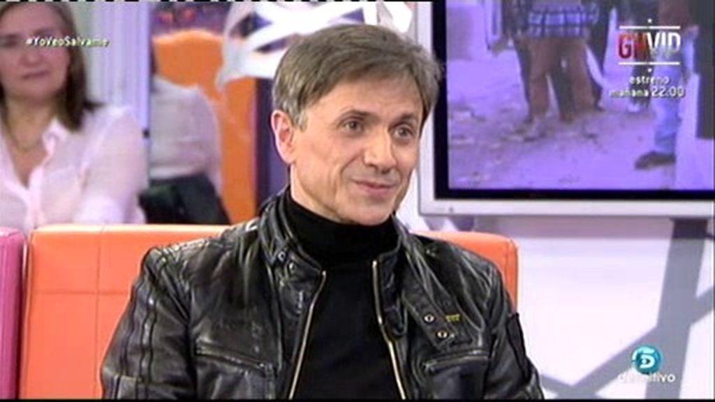 """José Mota: """"La gente quiere abrazarse pero no se están haciendo los deberes bien"""""""