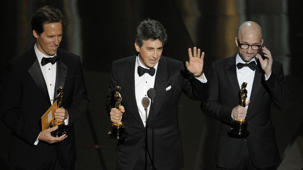 Nat Faxon, Alexander Payne y Jim Rash, Mejor guión adaptado