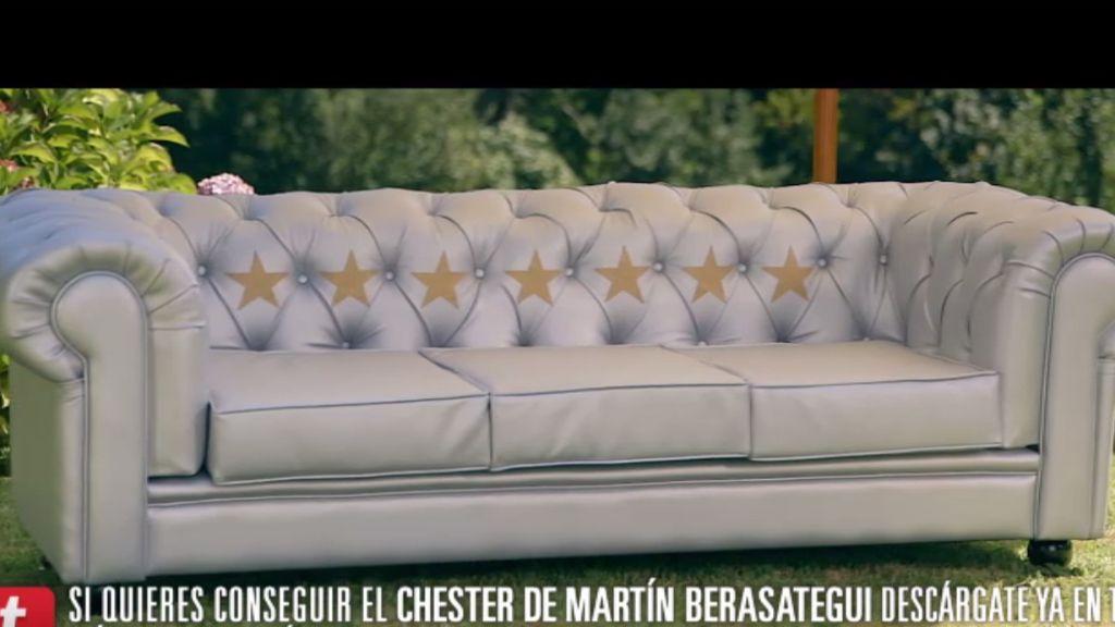 ¿Quieres el chester de Martín Berasategui?