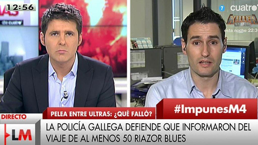 """R. González (SUP), sobre Fdz. Díaz: """"Sembrar más dudas no es oportuno"""""""