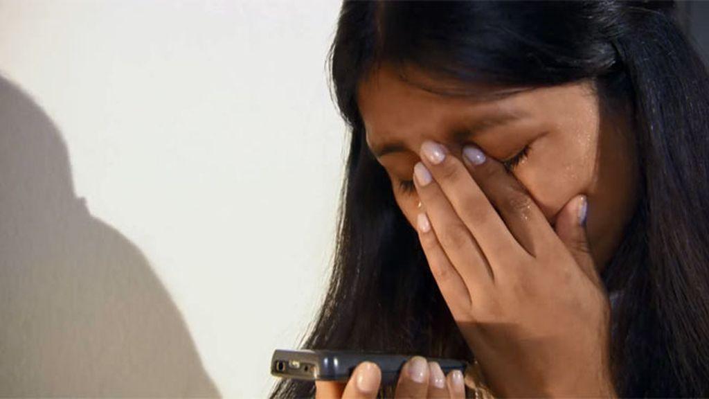 """Juleisy, a su madre: """"Nunca te lo he dicho, pero te quiero mucho"""""""