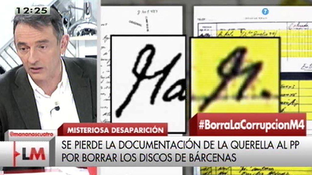 """Enrique de Santiago asegura que es """"anómalo"""" que en la misma resolución la querella fuera """"admitida"""" y archivada"""""""