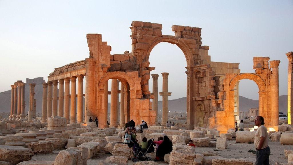 Palmira regresa bajo el poder de al-Assad