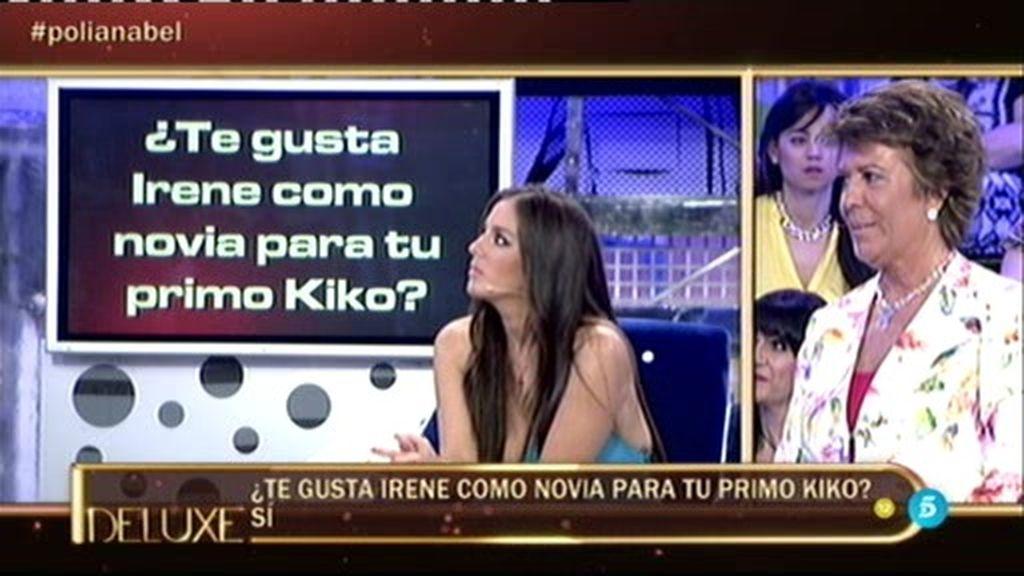 Anabel Pantoja pillada…¡no le gusta Irene como novia para Kiko Rivera!