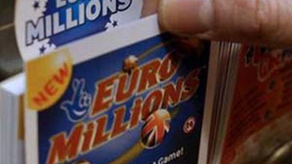 El próximo  10 de mayo se estrena el nuevo reglamento de EuroMillones. Foto: EFE / Archivo
