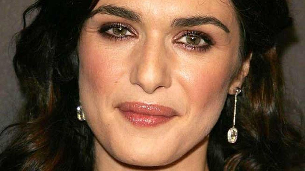 Raquel Weisz, ni un pelo de menos