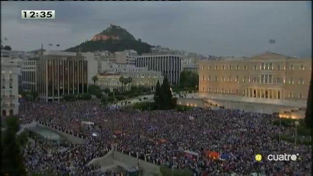 ¿Qué recoge el acuerdo con Grecia?