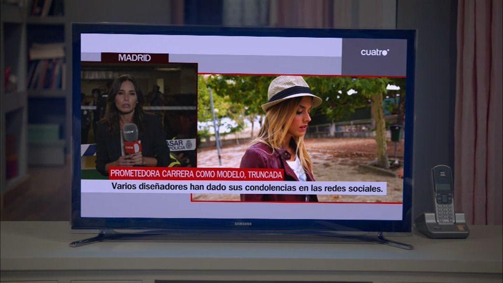 Rubén, sospechoso del asesinato de su exnovia, la modelo Esther Sánchez