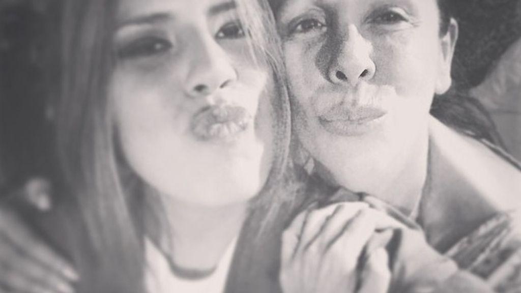 Chabelita ya ha visitado a su madre en el hospital, según Israel López