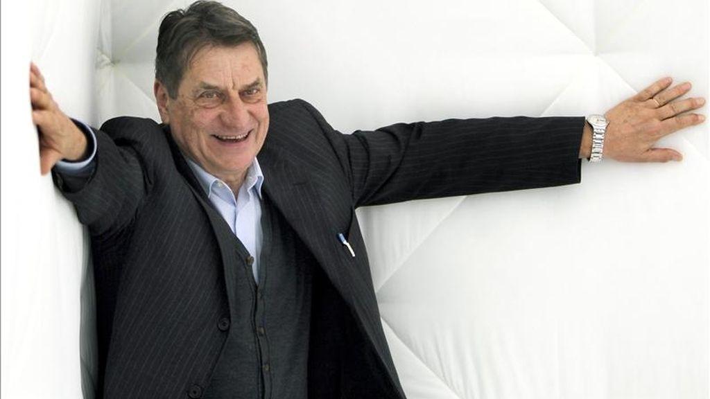 El escritor italiano Claudio Magris. EFE/Archivo