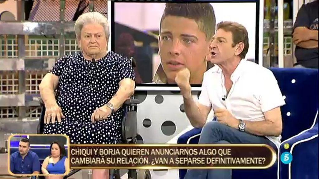 """Tío de Rocío: """"Rafa Mateo ha llorado más en televisión que en el entierro de su novia"""""""