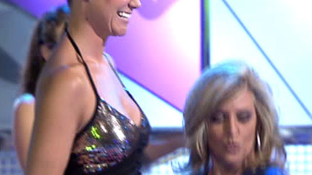Bailando el chuminero con Kate Ryan