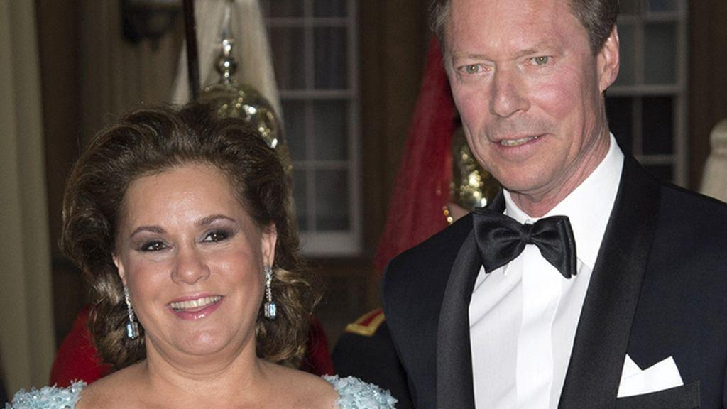 Henri y Teresa de Luxemburgo