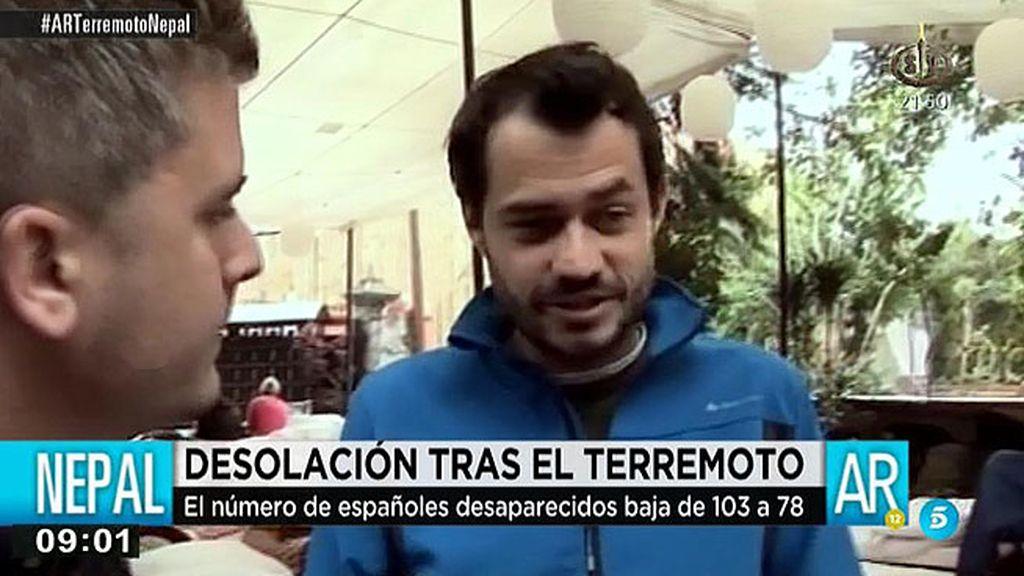 Muchos españoles, a la espera de la repatriación