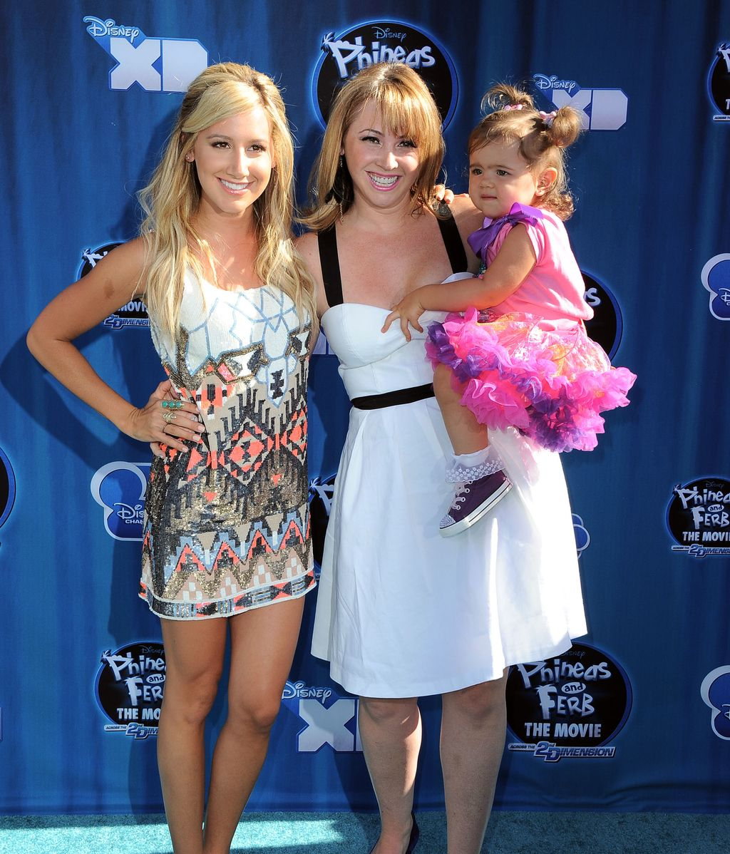Ashley y Jennifer Tisdale