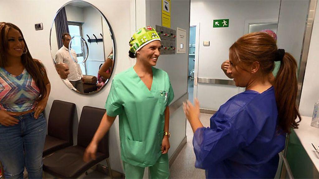 """Raquel: """"A mí no me va a doler, va a ser una operación bendecida y va a salir perfecta"""""""