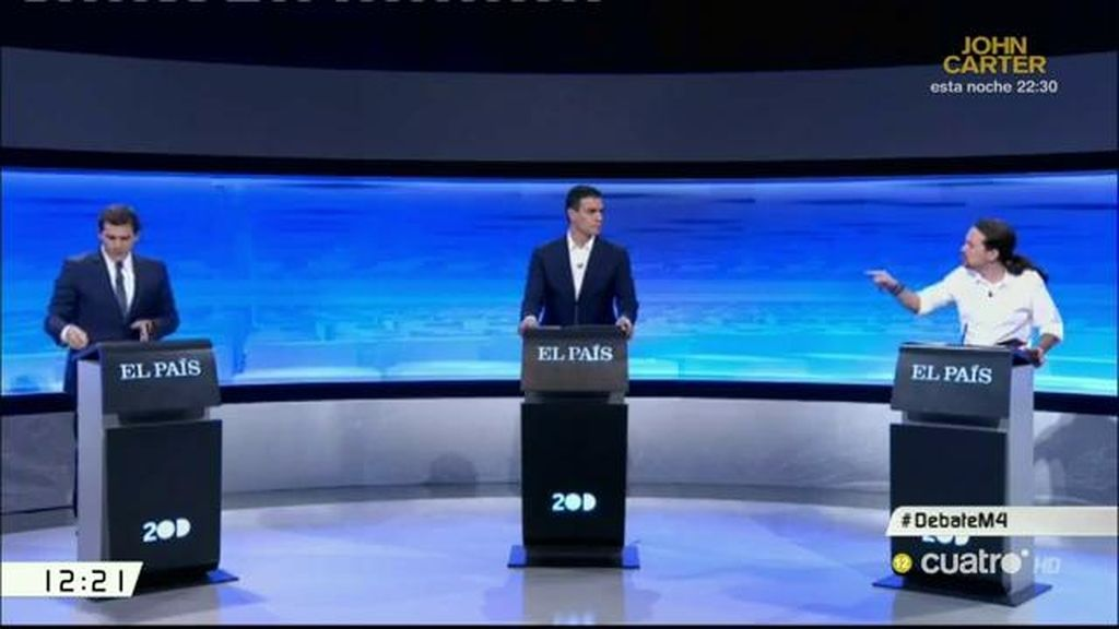 ¿Cómo será el debate a cuatro?
