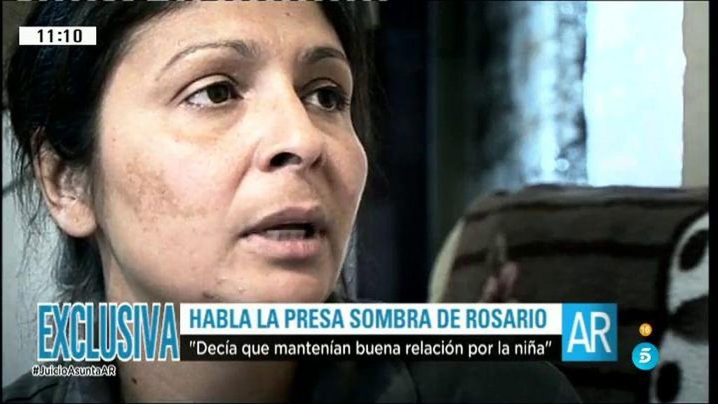 ¿Qué le contó Rosario Porto a su presa sombra sobre su relación con Alfonso Basterra?