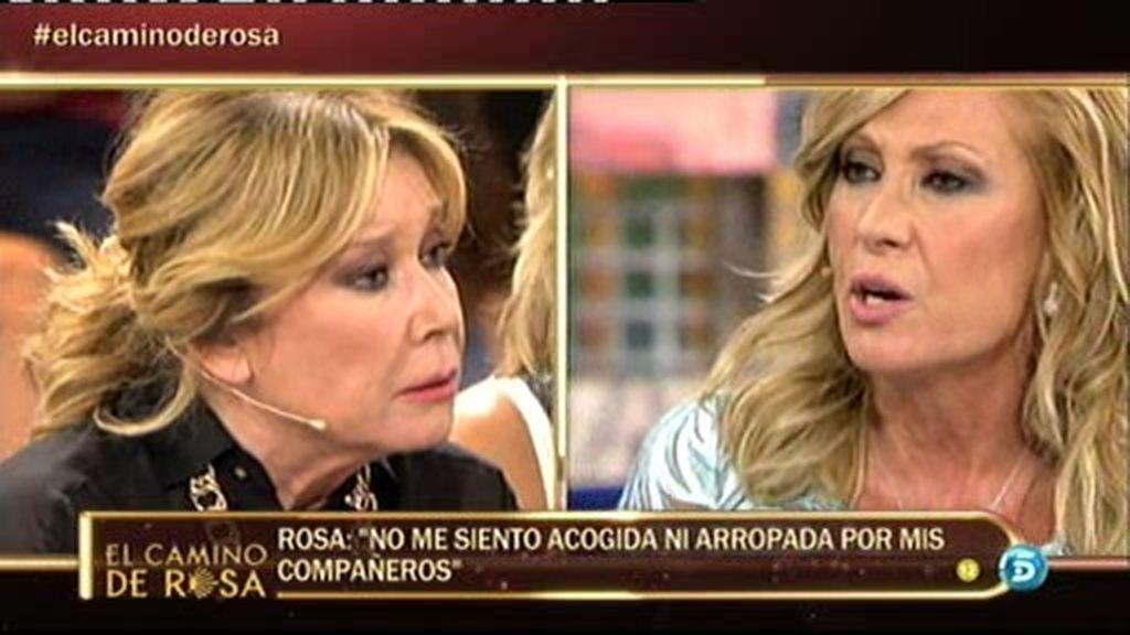 """Rosa Benito: """"No me siento acogida ni arropada por mis compañeros"""""""