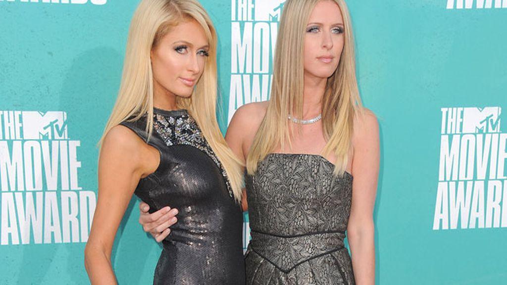 Las hermanas Hilton