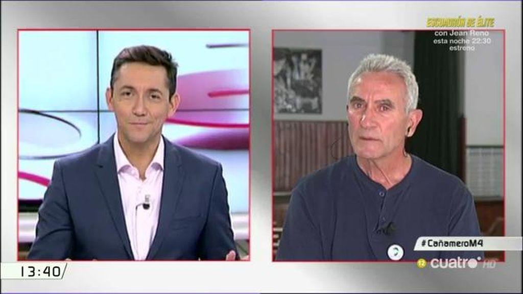 """Diego Cañamero será diputado: """"Voy a defender la disciplina de la calle, la honestidad... Tengo un pacto con el pueblo"""""""