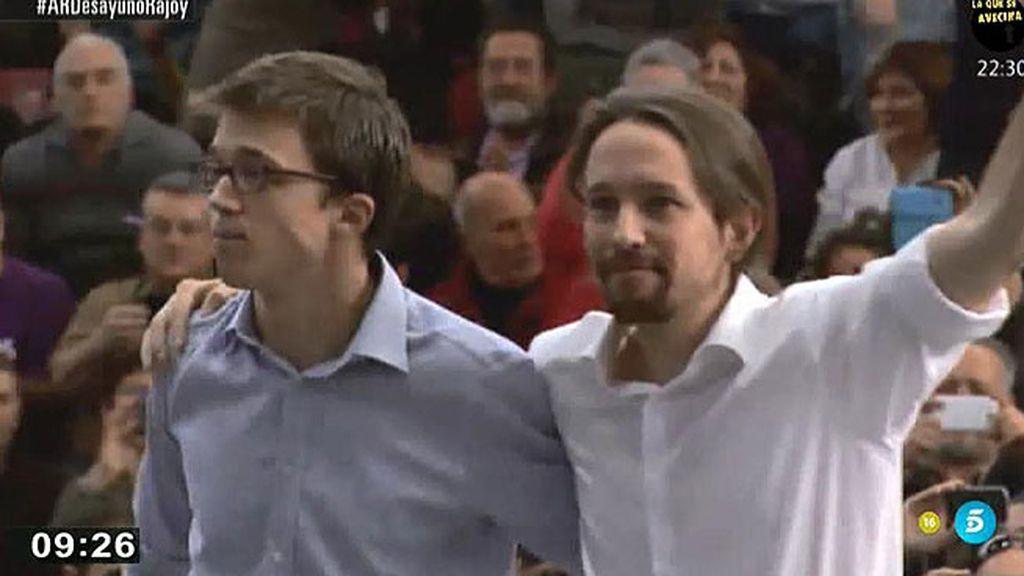Ciudadanos y Podemos luchan por ser la alternativa al bipartidismo