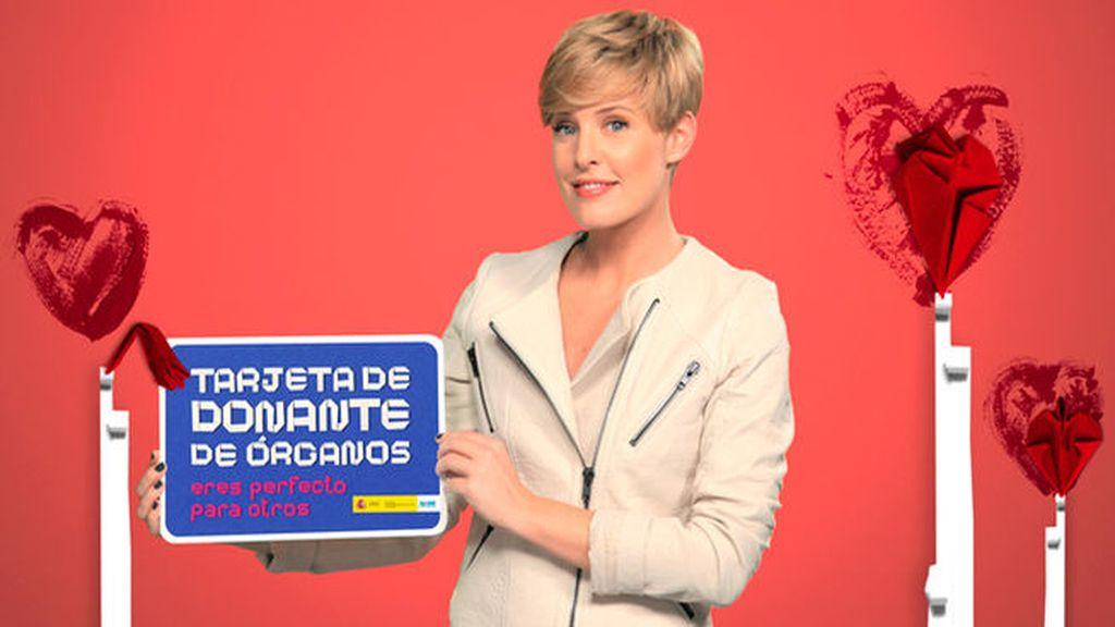 Campaña solidaria de Mediaset a favor del trasplante de órganos