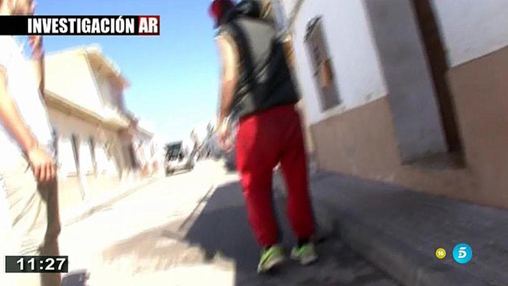 'Los Cachimba' amenazan al equipo de 'AR'