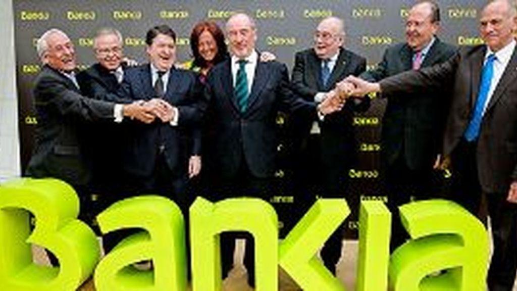 Celebración en Bankia. Foto: Archivo.
