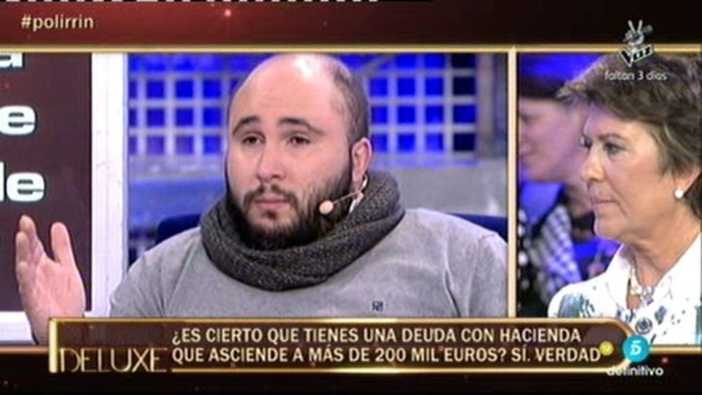 Kiko Rivera tiene una deuda con Hacienda que asciende a más de 200.000 euros